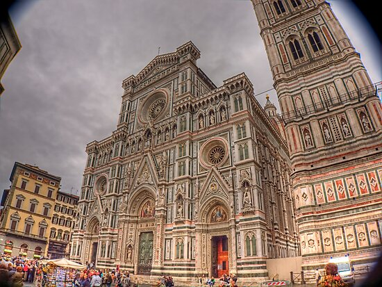 Florence's Duomo  by NeilAlderney