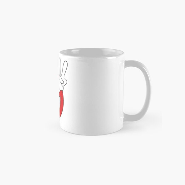 Ghostbusters II logo Classic Mug
