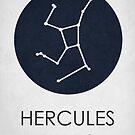 HERCULES - Constellations  by Hydrogene