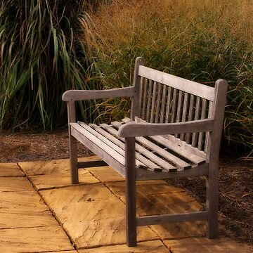 Garden Bench by sherryk