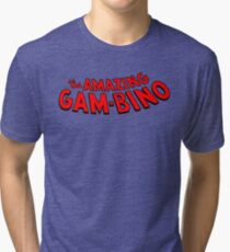 The Amazing Gambino Tri-blend T-Shirt