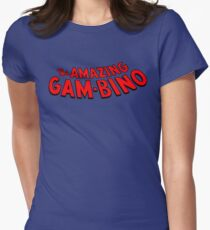 The Amazing Gambino Womens Fitted T-Shirt