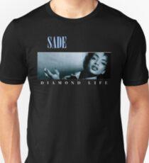 Sade Diamond Life - Transparent Unisex T-Shirt