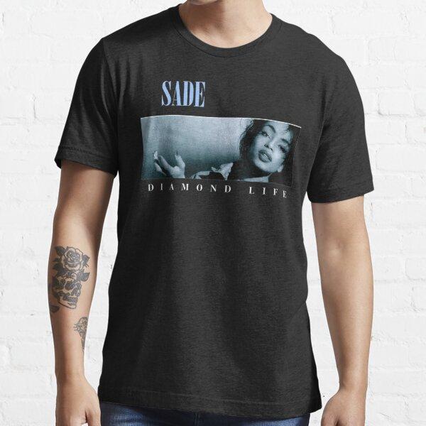 Sade Diamond Life - Transparent Essential T-Shirt