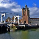 South Harbour Gate and -Bridge by Adri  Padmos