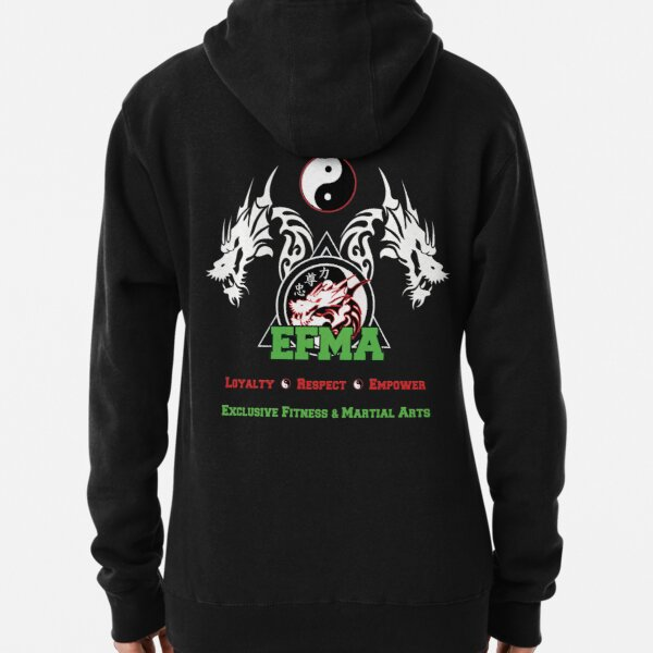 EFMA! Loyalty, Respect, Empower Pullover Hoodie