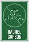 «RACHEL CARSON - Mujeres en la ciencia» de Hydrogene
