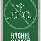 RACHEL CARSON - Women in Science by Hydrogene