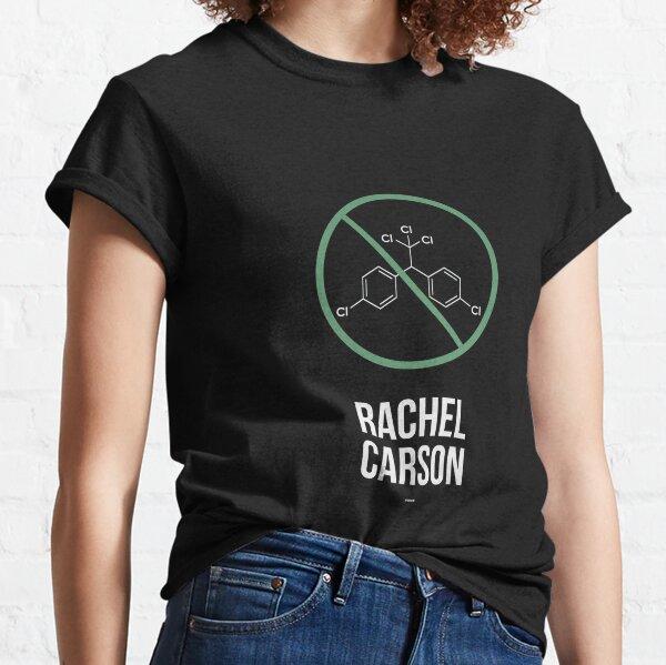 RACHEL CARSON - Mujeres en la ciencia Camiseta clásica