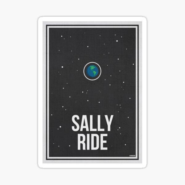SALLY RIDE- Women in Science Sticker
