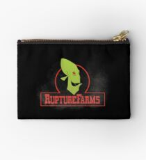 Rupture farms logo Studio Pouch
