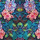 Dream Flowers by Sheila Asato