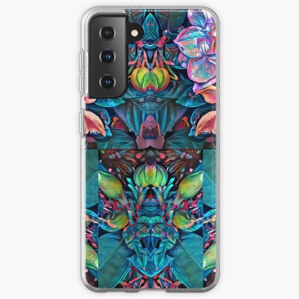 Dream Flowers Samsung Galaxy Soft Case