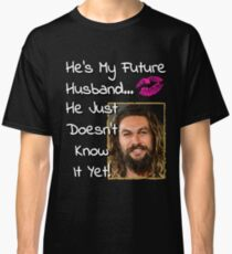 Jason Momoa Classic T-Shirt