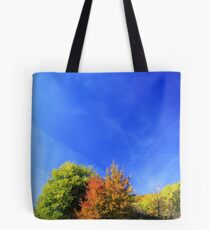Summer pastel in vivid colors. Tote Bag