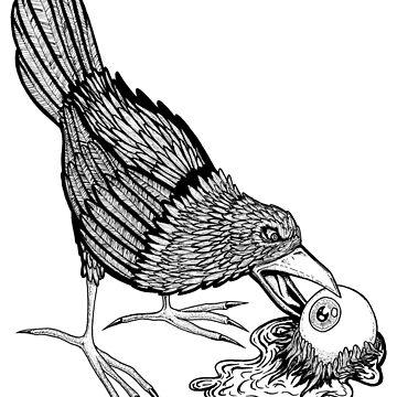 Don't Feed The Birds by mfdeshonga