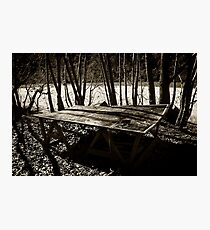Rural surrealism Photographic Print