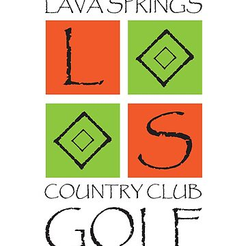 Lava Springs Country Club Golf by hanelyn