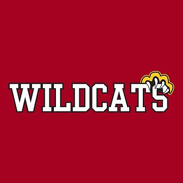 East High School Wildcats Claw Logo by hanelyn