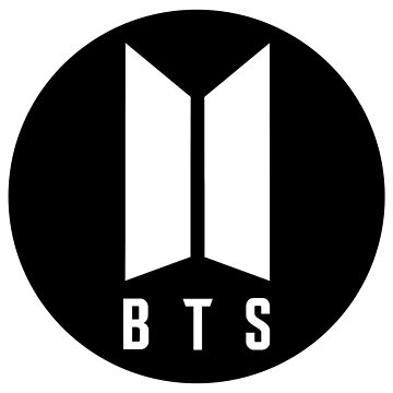 [Bangtan Boys] BTS & ARMY Official Logo: Beyond The Scene, WE ARE BULLETPROOF (No Background) by Grampus