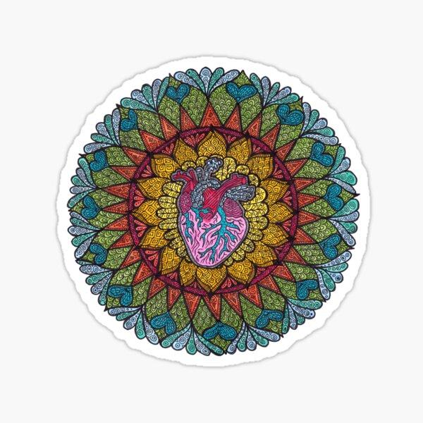 Centre of the Universe Sticker