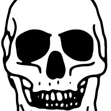Skull by khaosid