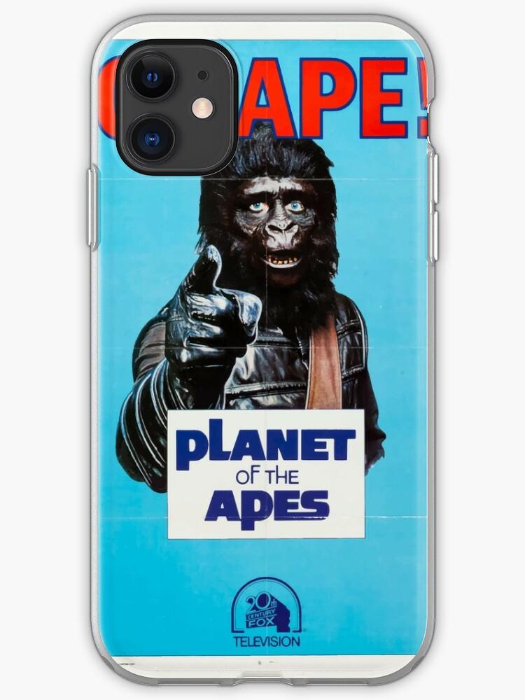 Go Ape iphone 11 case