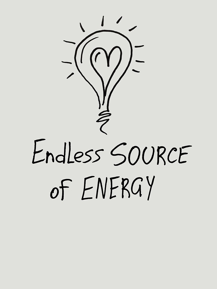 Endless source of energy by syrykh