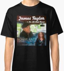 james taylor bonnie rait tour 2018 pergi Classic T-Shirt