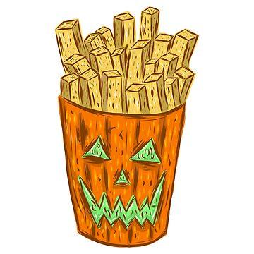 Pumpkin Fries by MOREDANKMEMES