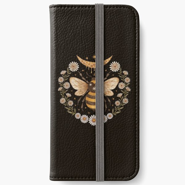Honey moon iPhone Wallet