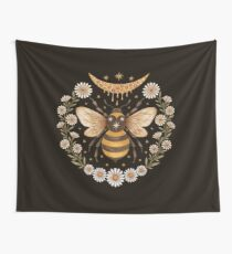 Honey moon Wall Tapestry