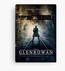 Glenrowan Movie Poster Canvas Print