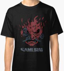 Cyberpunk 2077 - SAMURAI Classic T-Shirt