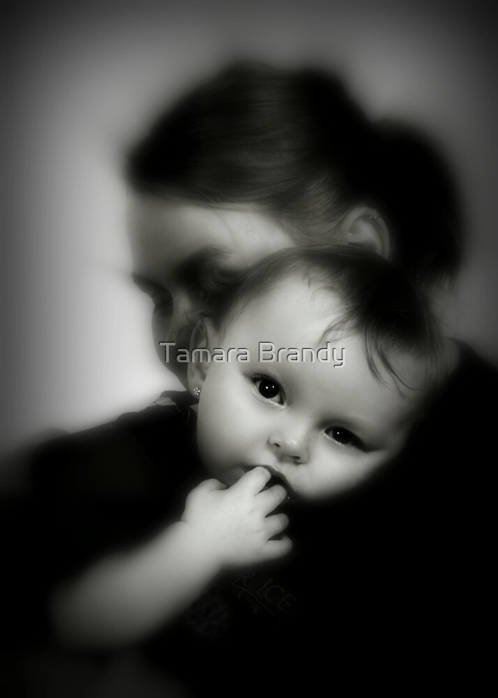In my Mamma's Arms by Tamara Brandy