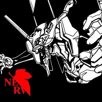Neon Genesis Evangelion Eva 01 by OtakuPapercraft