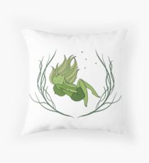 There for the End Throw Pillow