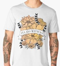 i'll go with you Men's Premium T-Shirt