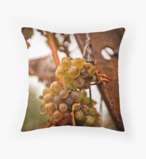 Iron and Wine Throw Pillow