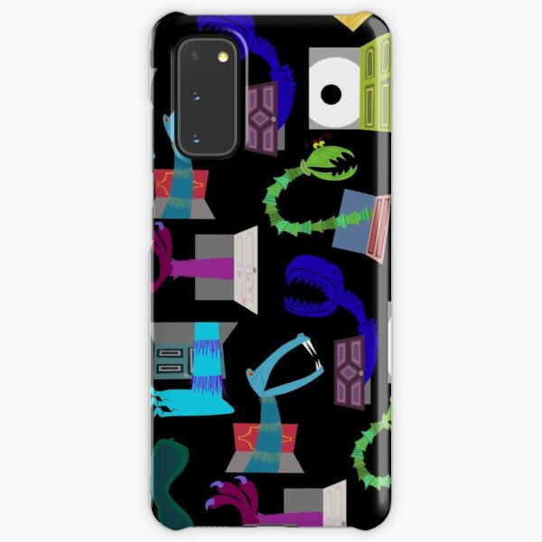 Monsters in Closets Samsung Galaxy Snap Case
