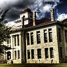 Blanco County Courthouse by Terence Russell
