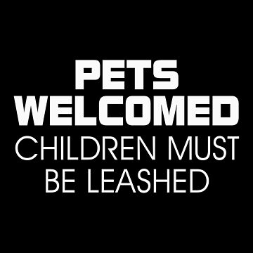 Pets Welcomed by DJBALOGH