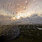 catching atlantic rain by NordicBlackbird