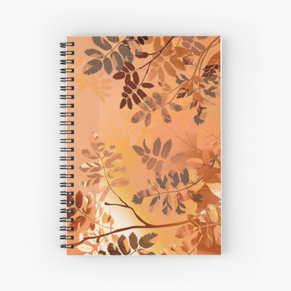 Interleaf 6 Spiral Notebook