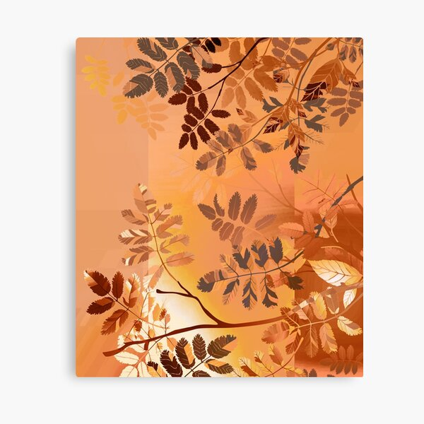 Interleaf 6 Canvas Print