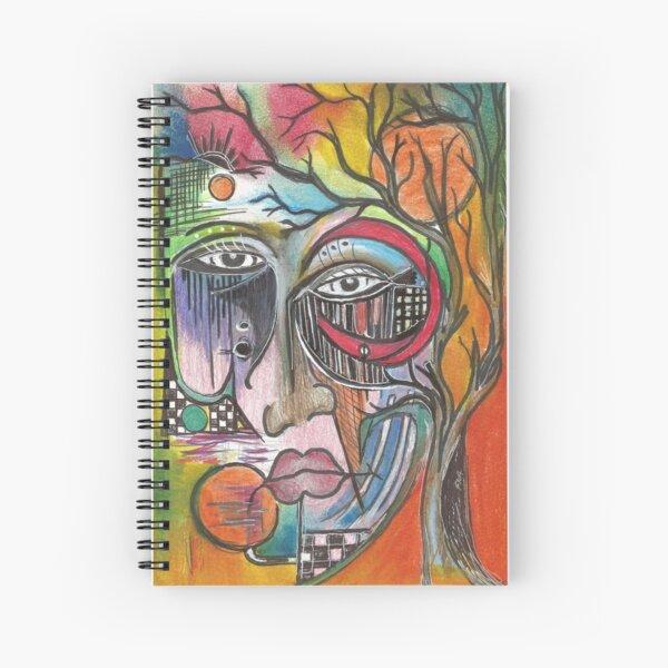 Smirk Spiral Notebook
