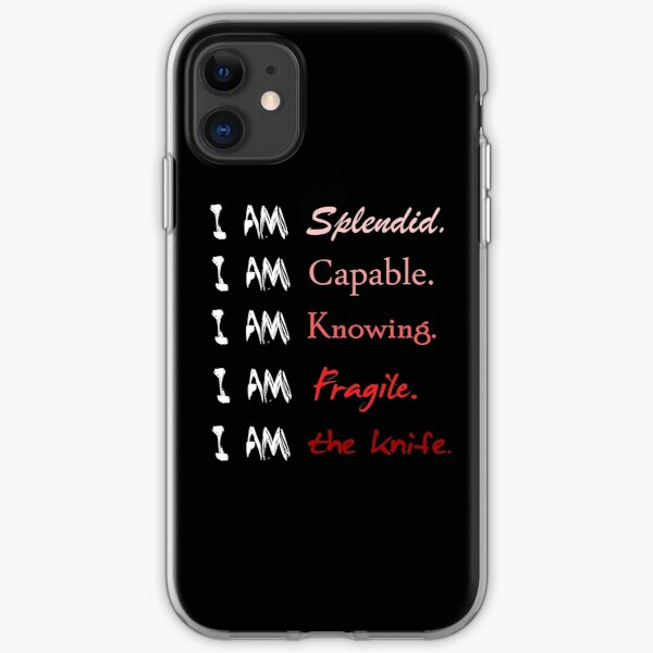 We Are Not Things iPhone Soft Case