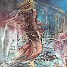 The Wind by Sinisa Saratlic