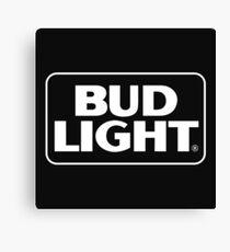 Bud Light Painting & Mixed Media Canvas Prints | Redbubble