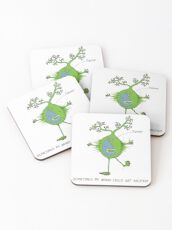 Excited neuron! Coasters
